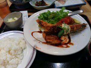 ふじジャンボ定食
