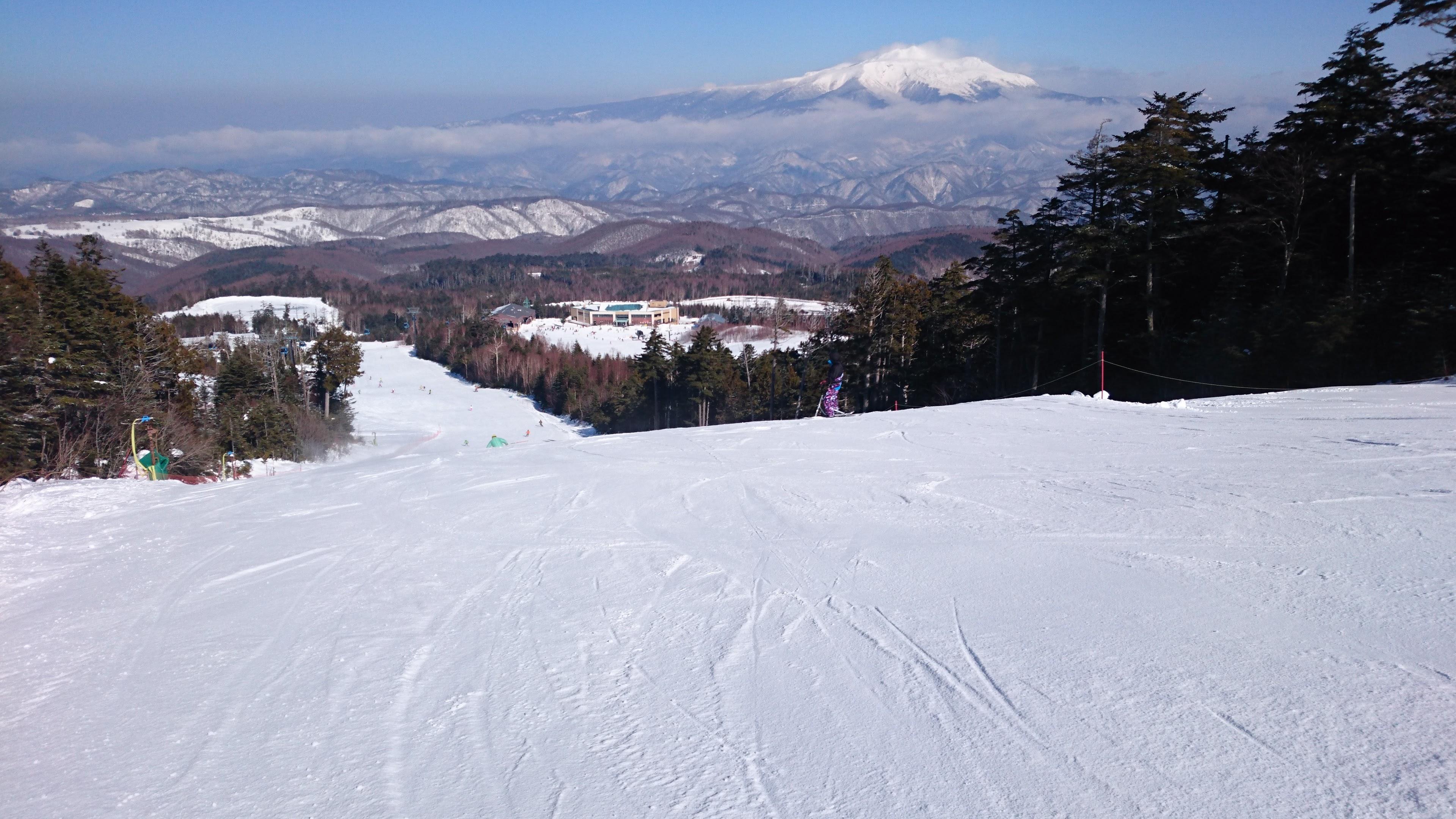リゾート チャオ 御岳 スノー